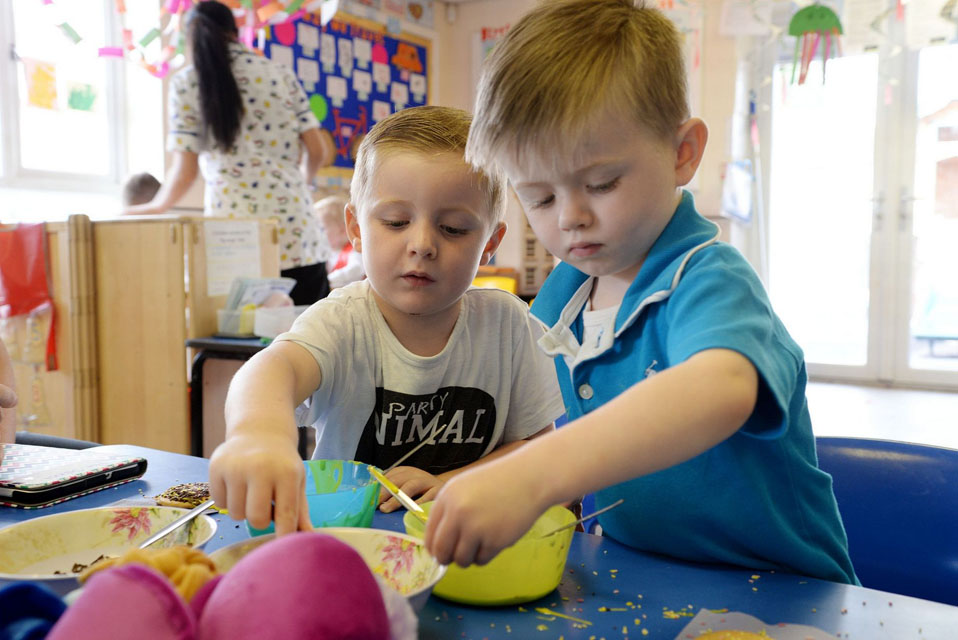 Marton Nursery - Credit: Teesside Gazette